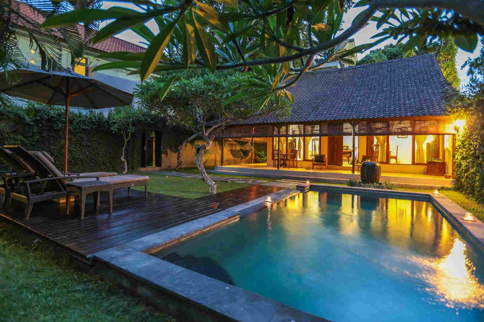 One Bedroom Pool Villa (Closed Style)